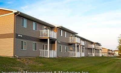 Building, 3705 2nd St NE, 1