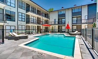 Pool, 2800 Douglas Ave 303, 2
