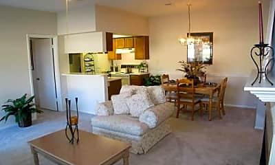 Living Room, The Morgan, 1
