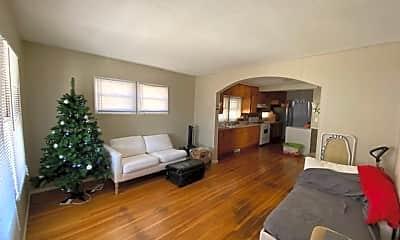 Living Room, 423 6th St SE, 1