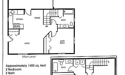 Bathroom, 1738 35th St S, 2