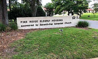 Pine Ridge Elderly Housing, 1