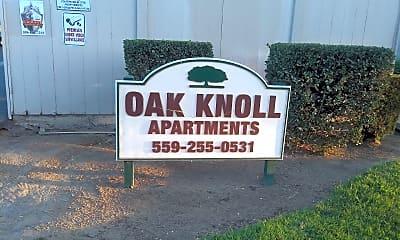Oak Knoll Apartments, 1