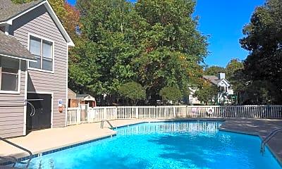 Pool, The Park At Oak Ridge, 1