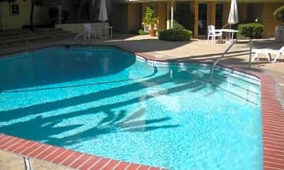 Pool, Encino Voltaire, 1