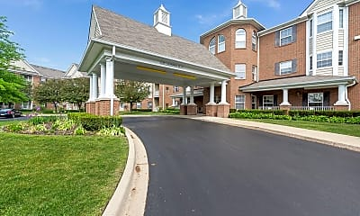 Building, Elmhaven Manor, 1