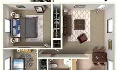 Serramonte Park Apartments, 2