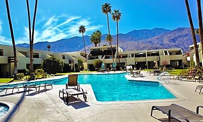 Pool, 1655 E Palm Canyon Dr 706, 0