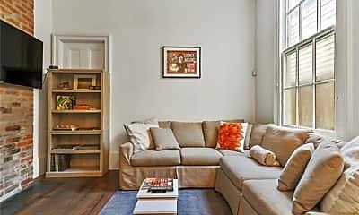 Living Room, 3715 Magazine St, 1
