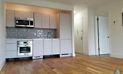 Kitchen, 27 Van Buren St, 1