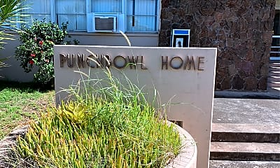 Punchbowl Homes, 1