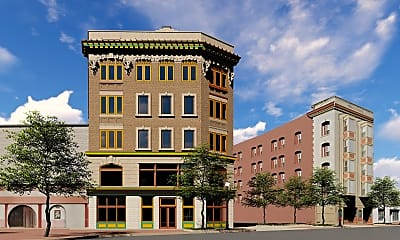 Building, 136 Main St, 2