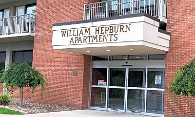William Hepburn Apartments, 1