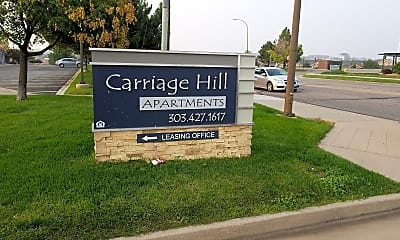 Carriage Hill & Flats on 70th at Midtown, 1