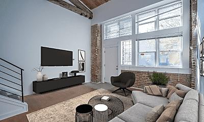 Living Room, 1156 N 3rd St, 0