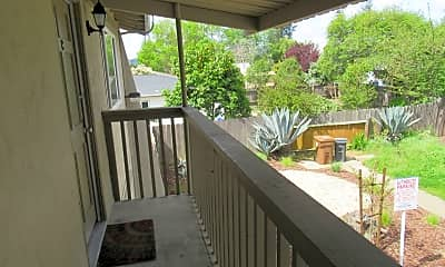 Patio / Deck, 2701 Soscol Ave, 2