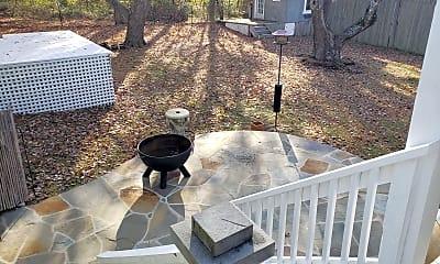 Patio / Deck, 2616 Gresham Lake Rd, 1