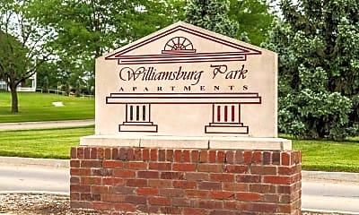 Williamsburg Park, 2