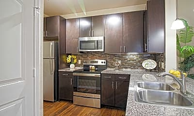 Kitchen, Parklane Cypress Apartments, 1