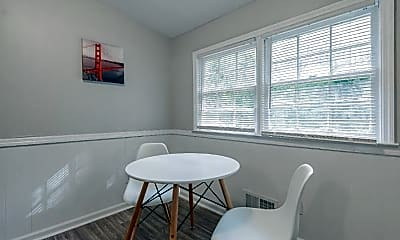 Dining Room, Room for Rent -  a 10 minute walk to bus 165, 1