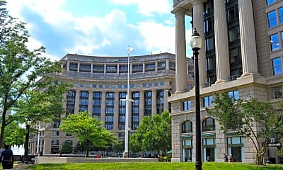 Building, 701 Pennsylvania Avenue NW 1125, 1