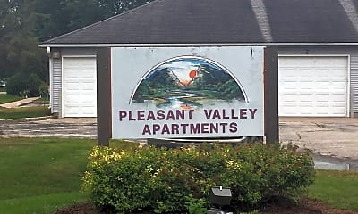 Pleasant Valley Apartments, 1