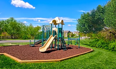 Playground, Eagle Creek Townhomes, 2