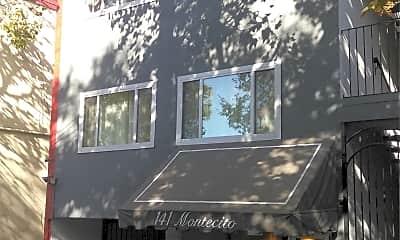 Community Signage, 141 Montecito Ave, 2