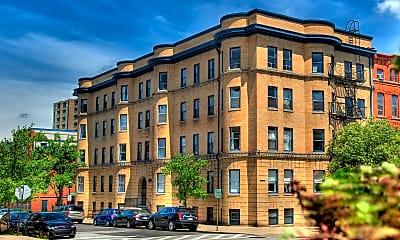 Building, 1631 Bolton St, 0