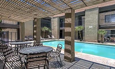 Pool, Lothlorien Apartments, 0