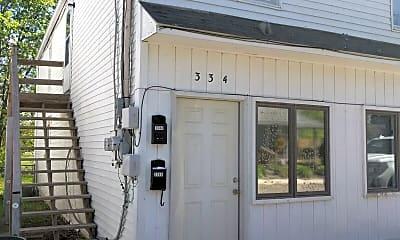 Building, 334 Bowman St, 0
