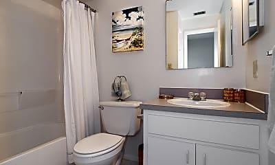 Bathroom, The Grove Villas, 2