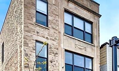 Building, 1856 N Western Ave, 1