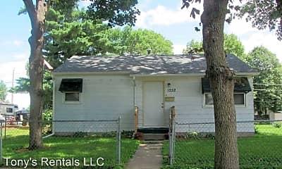 Building, 1252 Ackermant St, 0