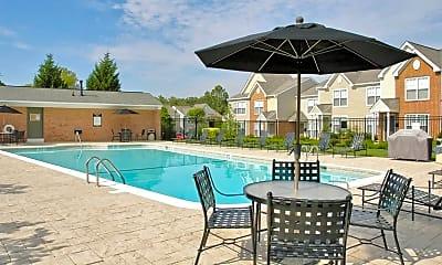 Pool, Gayton Pointe Townhomes, 1