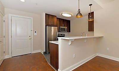 Kitchen, 100 Marshall St 217, 1