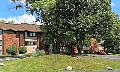 Building, Maple Park Apartments, 1