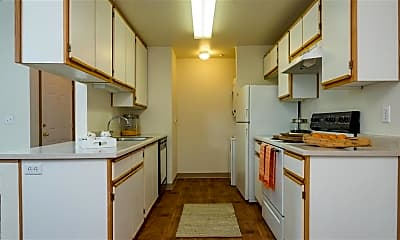 Kitchen, Carriage House, 1