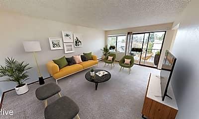 Living Room, 10725 Greenwood Ave N, 0