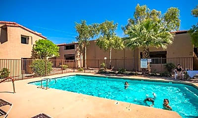 Pool, 5146 E Oak St 108, 2