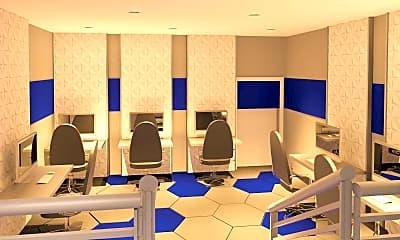 Fitness Weight Room, Vie at Hattiesburg, 2