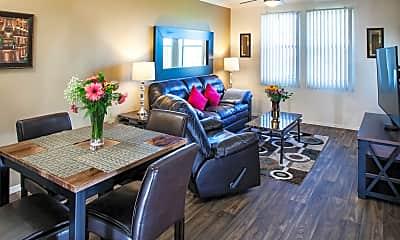 Living Room, 4111 N Drinkwater Blvd G405, 0