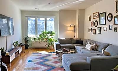Living Room, 90 Bay St 2-E, 1
