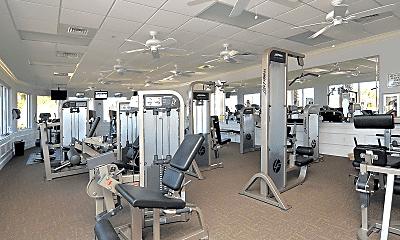 Fitness Weight Room, 2031 Burgos Dr, 2