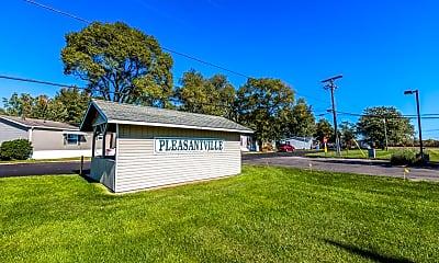 Community Signage, Pleasantville, 0
