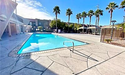 Pool, 5422 River Glen Dr 377, 2