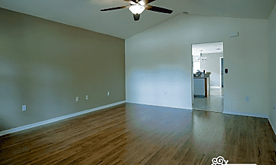Living Room, 3806 NW 26th Terrace, 1