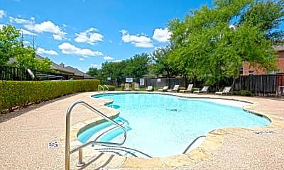 Pool, Bachon Townhomes, 1