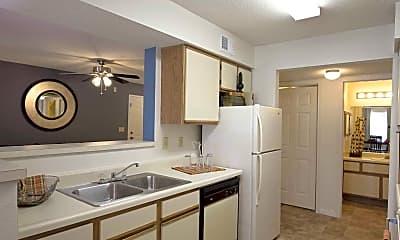 Kitchen, StoneBriar, 1