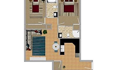Bedroom, 900 Valencia Dr SE, 2